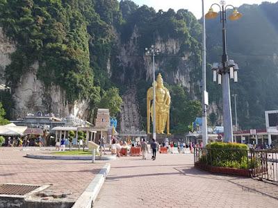 Las Cuevas de Batu, una visita obligada en Kuala Lumpur