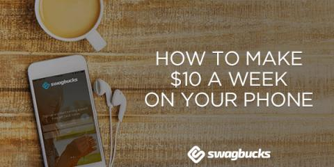 Image: How to Earn $10 From Your Mobile Device