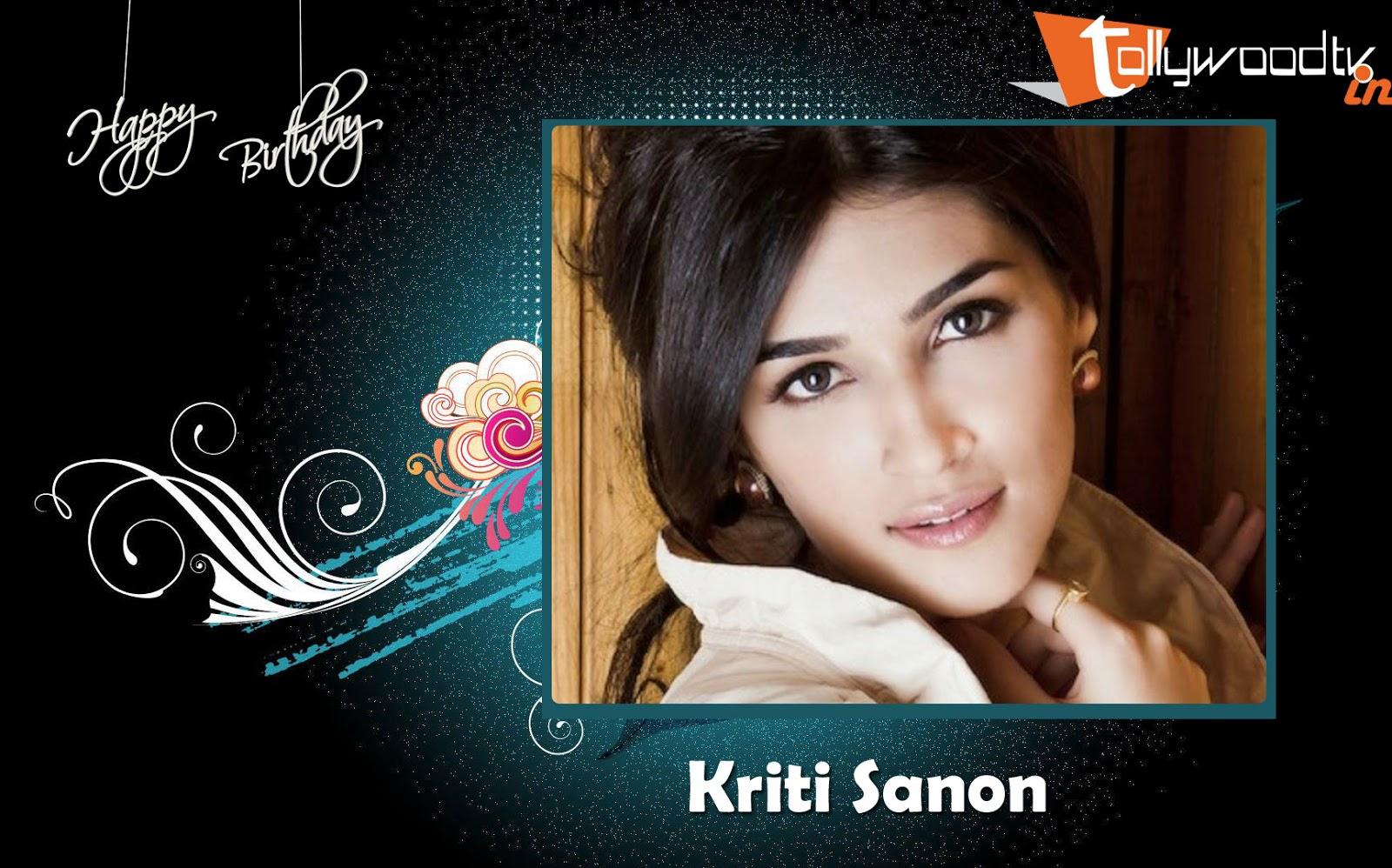 Happy Birthday To Kriti Sanon-HQ-Photo-1