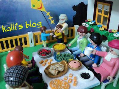''Το τραπέζι της Καθαρής Δευτέρας''