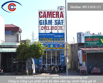 Đơn vị phân phối bộ đàm uy tín hàng đầu tại Quảng Ninh.