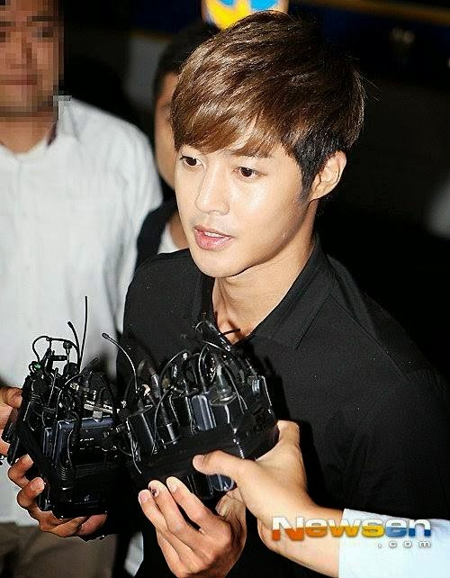 Kim Hyun Joong admits to physical fights with his ex