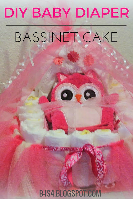 Baby Shower Gifts, Diaper Cake