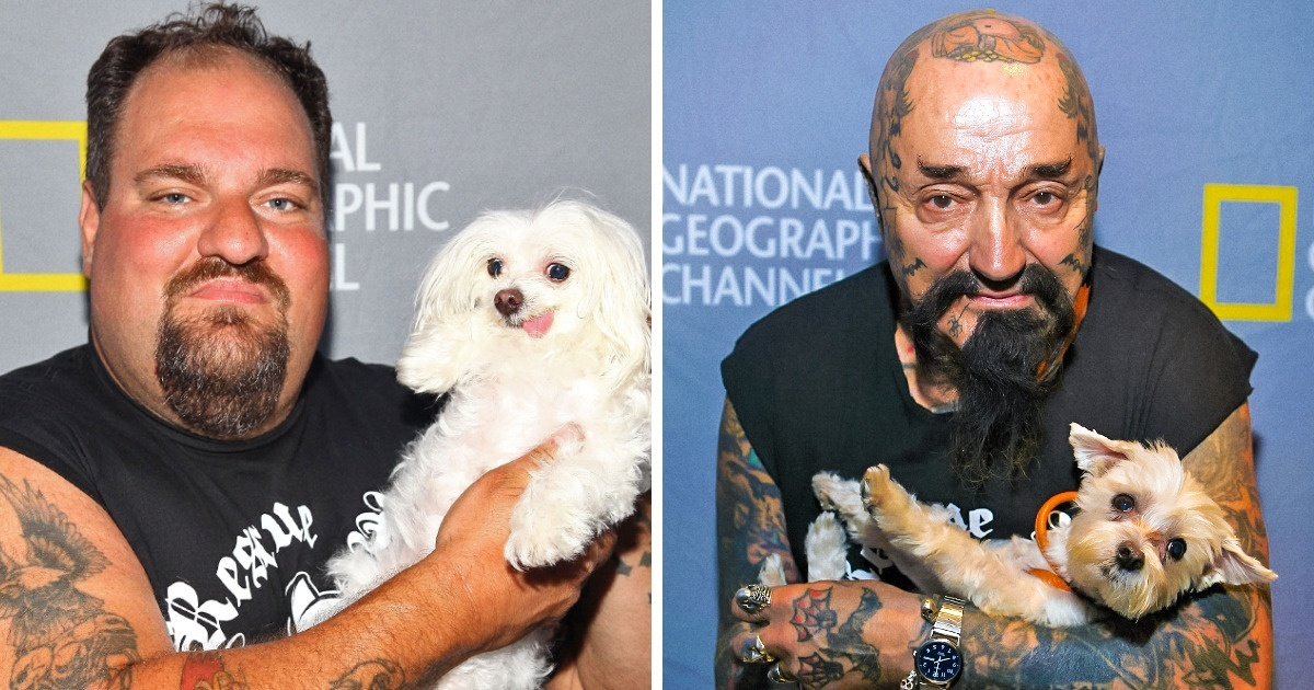 An American Biker Gang Destroyed Dog Fight Rings And Saved Animals From Cruel Owners