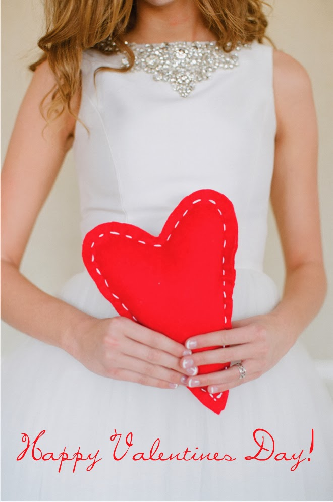 Valentine S Day Wedding Ideas Round Up Belle The Magazine