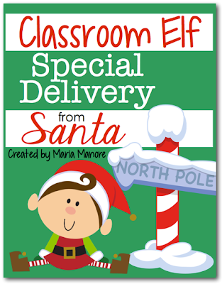 FREE printables to use with a classroom elf