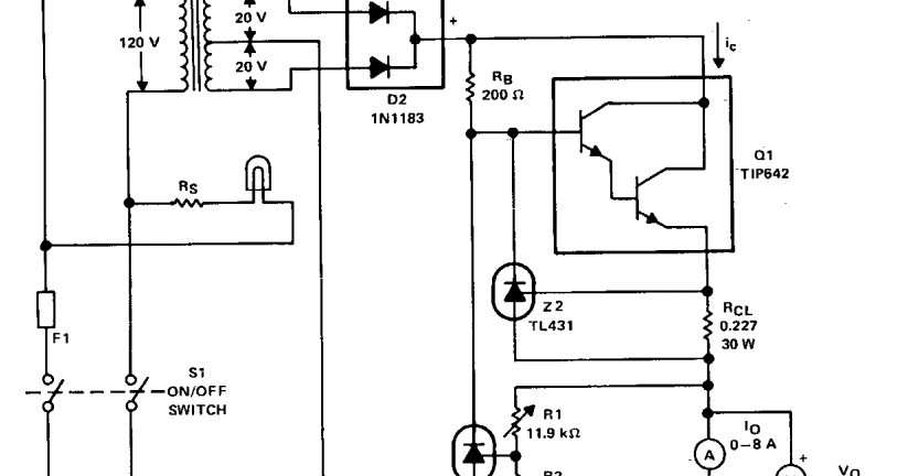 Wiring diagram for 3 way switch: V Charger Circuit Diagram