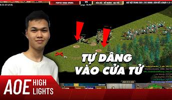 AoE Highlight | Nhường ánh hào quang cho đồng đội, Chim Sẻ chơi bài dâng A bán máu