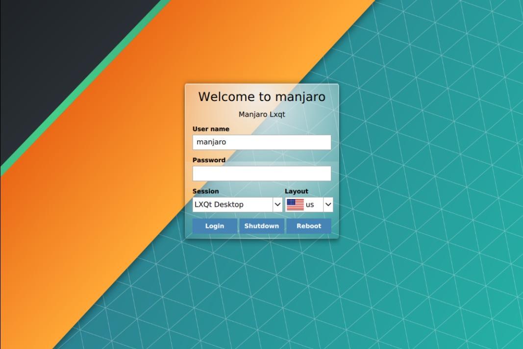 Manjaro LXQt 17 0 2 screenshots - DistroScreens