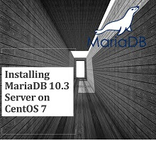 installing-mariadb-10.3-server-on-centos-7