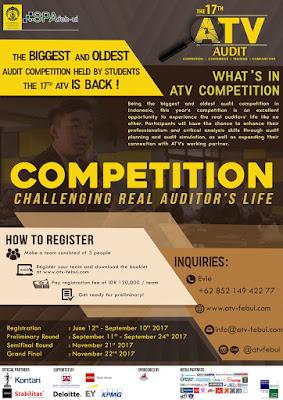 Ayo Ikuti Kompetisi ATV!