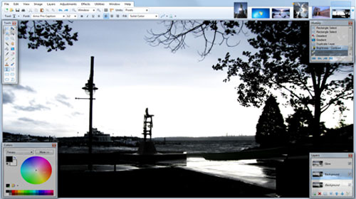 Paint Net Free Photo Editing Software