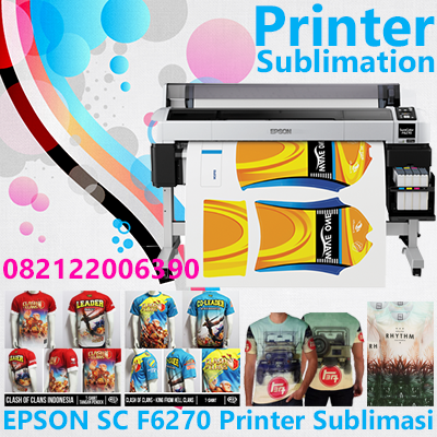 Epson SC F6270 Sublimation Printer