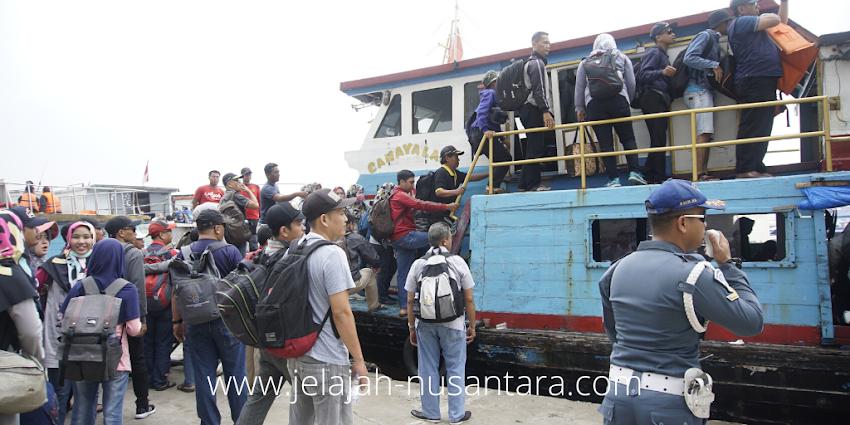 paket wisata private trip pulau pramuka 3 hari 2 malam kepulauan seribu utara