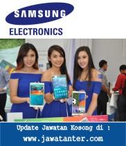 Jawatan Kosong Samsung Malaysia Electronics