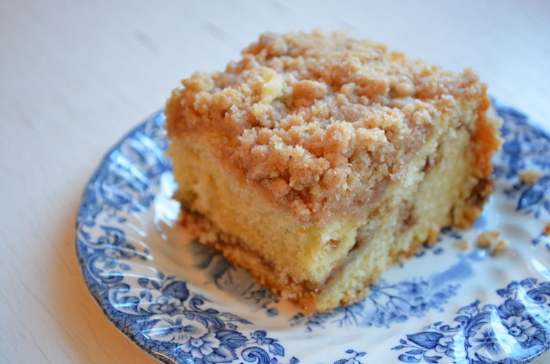 The Virtual Goody Plate: Coffee Cake