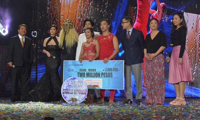 Power Duo Wins Pilipinas Got Talent 5 (VIDEO)