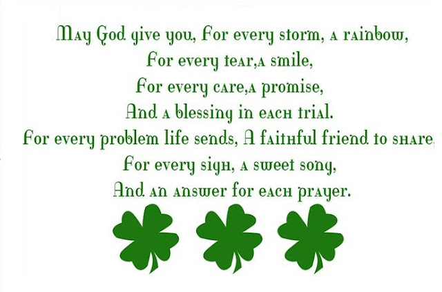 St. Patrick's day sayings 2017 for fb whatsapp share