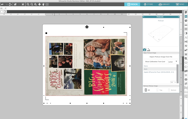 Pixscan, pixscan mat, silhouette pixscan, pixscan silhouette cameo, how to use pixscan