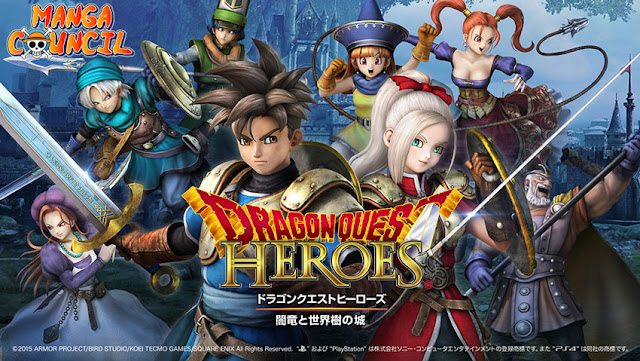 Dragon Quest Heroes Save Game