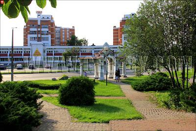 Пинск. Центральная библиотека