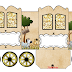 The Jungle: Princess Carriage Shaped Free Printable Boxes.