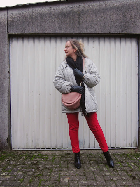 Outfit: Puffer Jacket