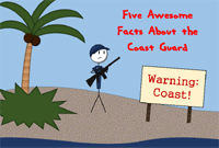 Five Awesome Facts About The Coast Guard