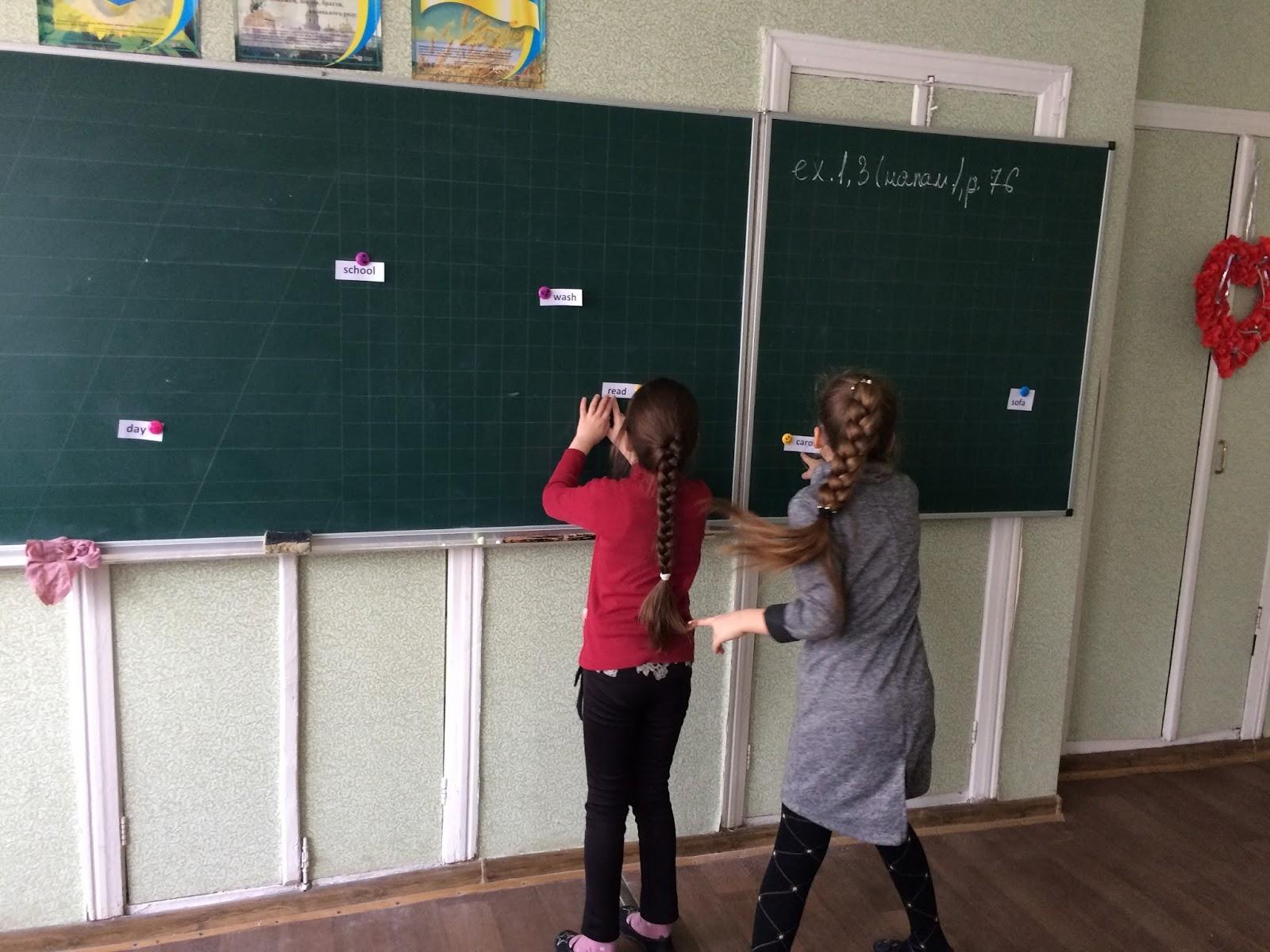 класс школа английского языка