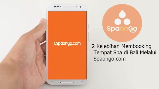 Fasilitas Spa in Bali Seminyak Melalui Situs Spaongo