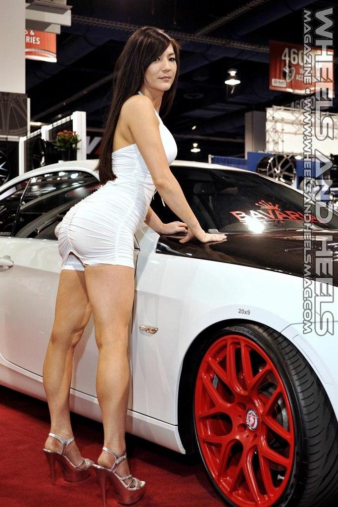W Amp Hm Wheels And Heels Magazine Jennifer Yi Tracy Nova