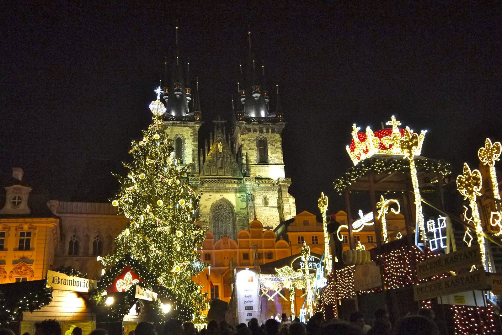 MARY-GO-ROUND: 歐洲聖誕市集Christmas Markets