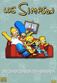 Los Simpsons Temporada 14