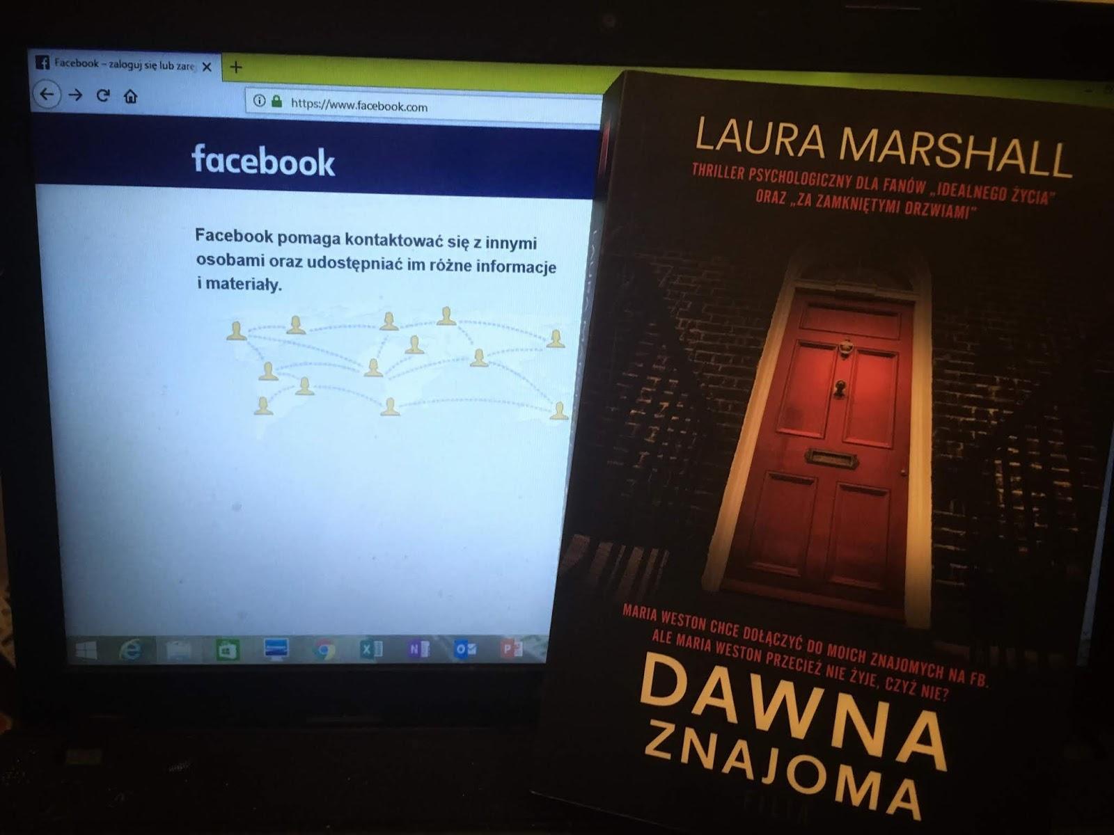 Laura Marshall - Dawna znajoma