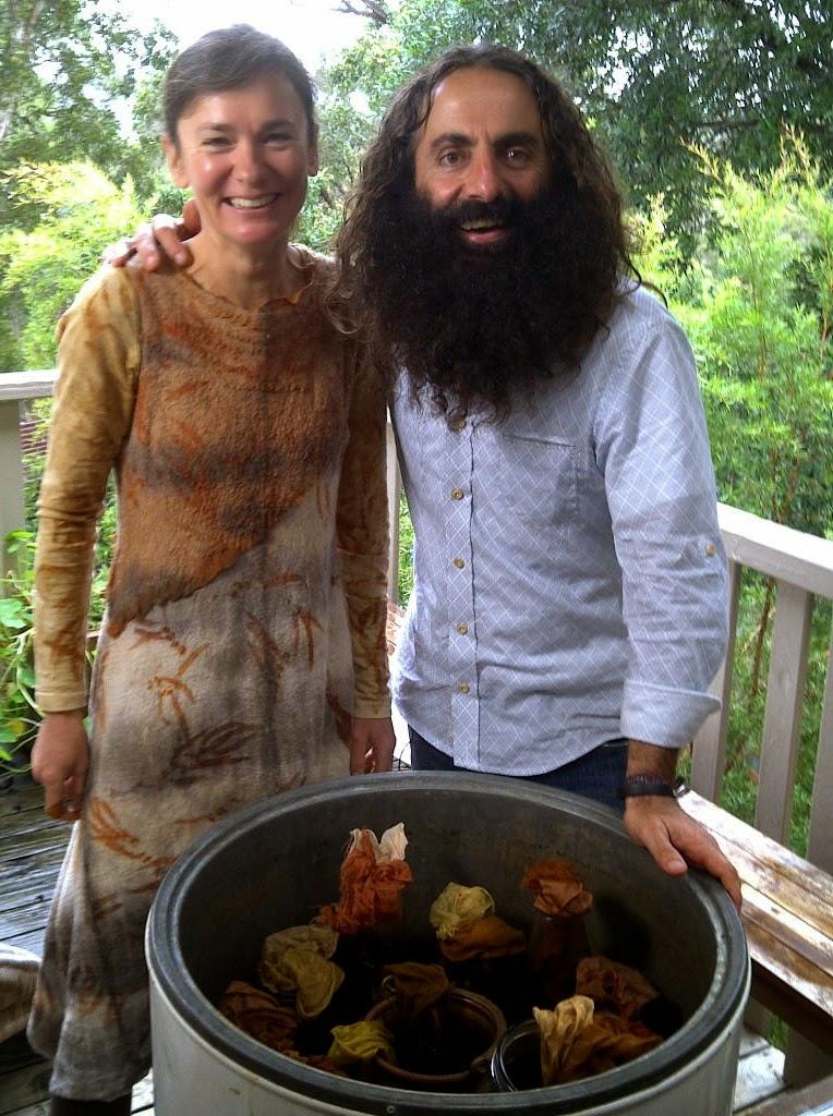 Gina Mastio Screening On Gardening Australia