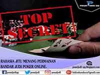 Rahasia jitu Menang Bandar Judi Poker online dengan Cepat dan Mudah - Pusat Judi.