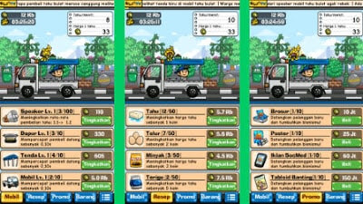 Tahu Bulat, Game Buatan Developer Bandung