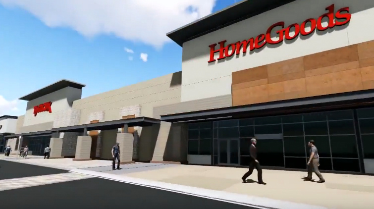 T J Maxx HomeGoods to Join West Towne Lineup. El Paso Development News  T J Maxx HomeGoods to Join West Towne Lineup
