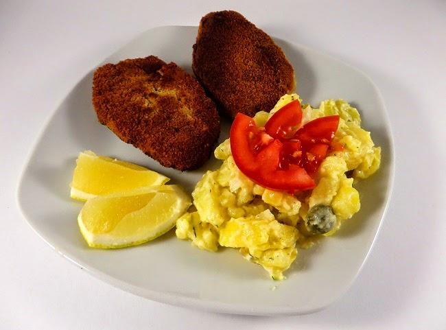 [Rezept] Veggi Schnitzel - ganz leicht selbstgemacht