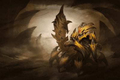Sand King - Elusive Destroyer