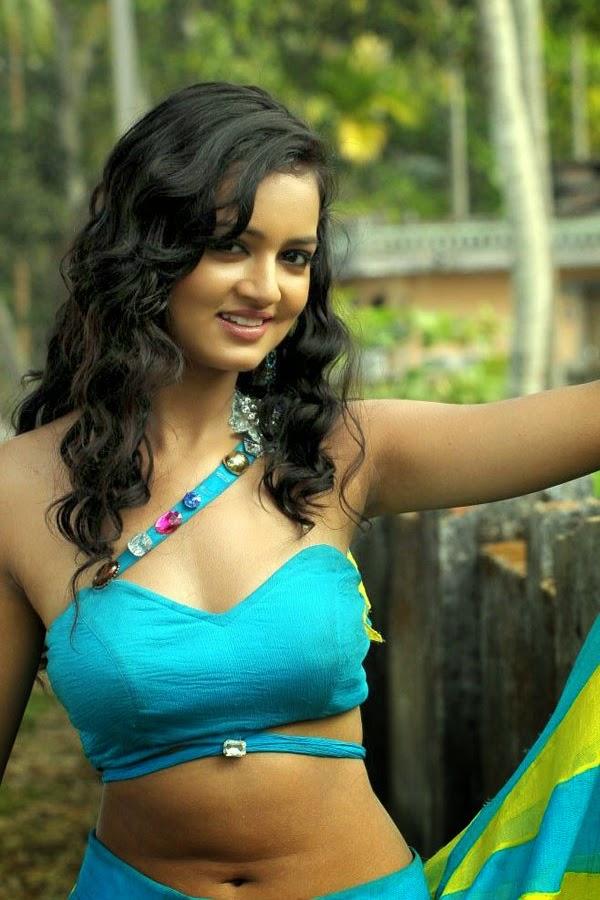 Shanvi Srivastava In Lovely Movie - South Indian Actress-1787