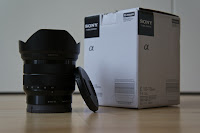 Sony SEL1018 E-mount Wide Lens