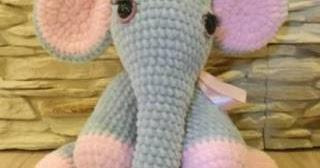 Amigurumi Éléphant crochet partie 1/2 🐘 - YouTube | 168x320