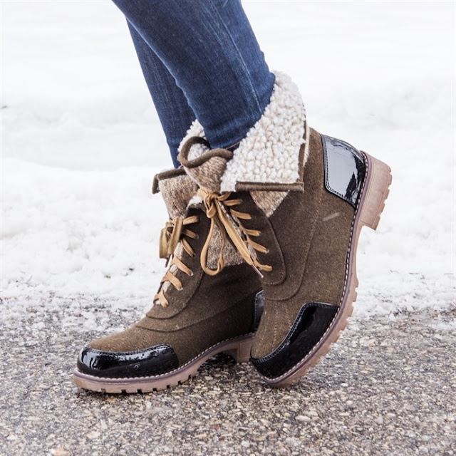 Jane: MUK LUKS Jandon Boots only $50 (reg $115)!