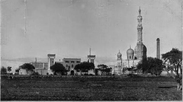 دمنهور مسجد الحبشي والسجن Damanhour Habashi mosque and a prison
