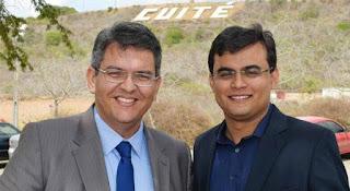 Posse do prefeito, vice e vereadores acontecerá a noite em Cuité