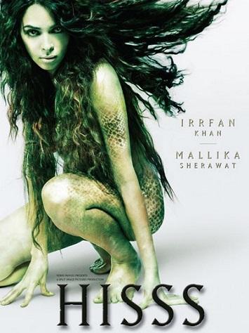 Nữ Hoàng Rắn - Hisss