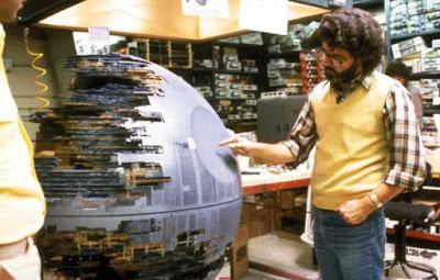 Maquetas y modelos trilogía La Guerra de las Galaxias