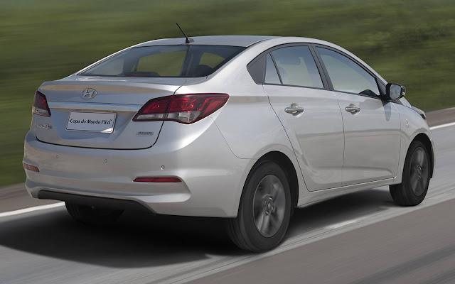 Hyundai HB20S 2018 Copa do Mundo - Preço