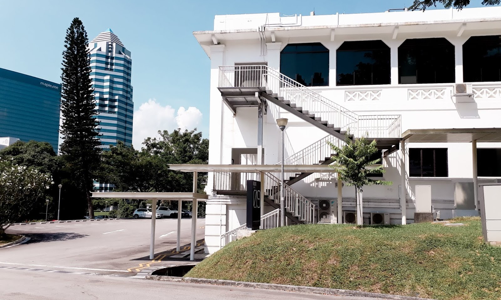 gillman barracks singapore